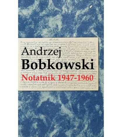 Notatnik 1947-1960