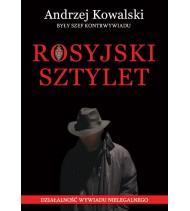 Rosyjski sztylet. Działalność wywiadu nielegalnego