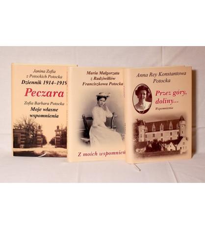 Pakiet promocyjny: Wspomnienia Potockich