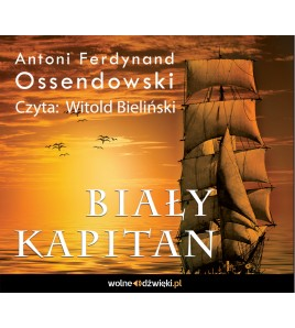 Biały kapitan (audiobook)