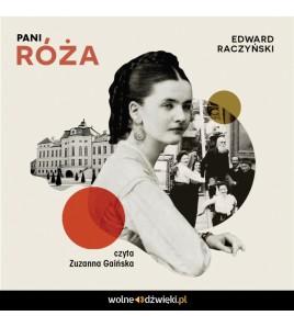 Pani Róża (audiobook)